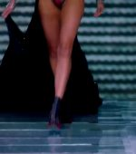 Candice Swanepoel On The Runway – 2017 VSFS Megapost In Comments