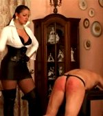male whipped ass by mistress