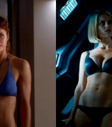 Battle Of Bikinis: Alexandra Daddario Or Alice Eve