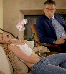 Lyra Law – Young Rebellious Girl Does Anal With Therapist
