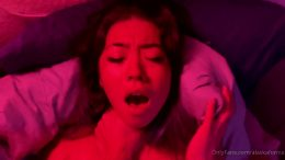 Asian woman dicked down