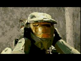 Attack of the Show. It's Master Chief. Wait.