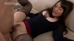 Bottomless japanese babe getting a good pounding