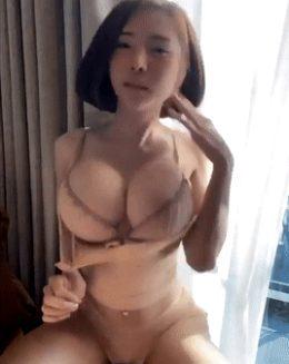 Bouncy Asian babe