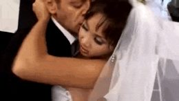 Hot Asian Bride and Best Man