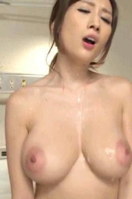 Julia Boin bouncing her big full titties in sexual union