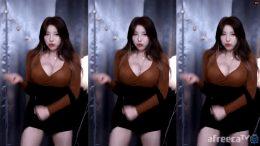 Korean bj dance