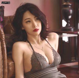 Non-nude asian