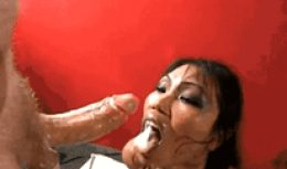 OMG this Asian is SO good at sucking cock