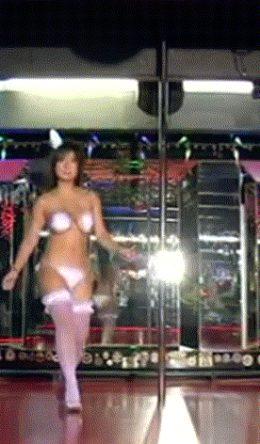 Rui Kiriyama sexy walk (LCDV-40451)