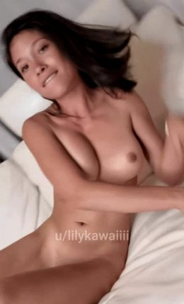 Sexy asian Lily Kawaii