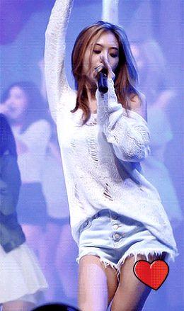 Sweet Asian babe Kim jae kyung