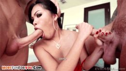Two Big Cocks Not Enough For Cindy