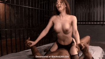Beautiful, Busty, Japanese Waka Ninomiya imprisoned and being used
