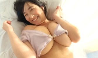 Rui Kiriyama busty in bed (LCBD-01061)