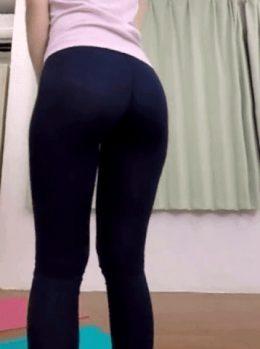 Yoga Pants bow